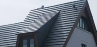 Neubedachungen - Reparaturen - Dachrinnen - Bauklempnerei
